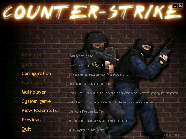 Counter-Strike BETA 3.0