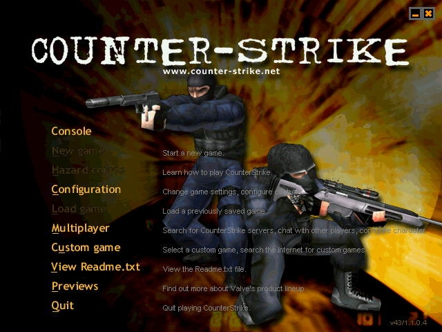 Counter-Strike BETA 4.0