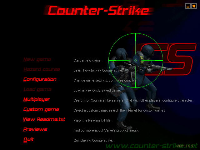 Counter-Strike BETA 5.0