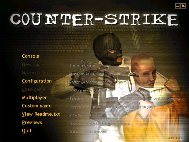 Counter-Strike BETA 6.0