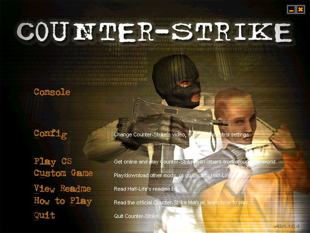 Counter-Strike BETA 7.0