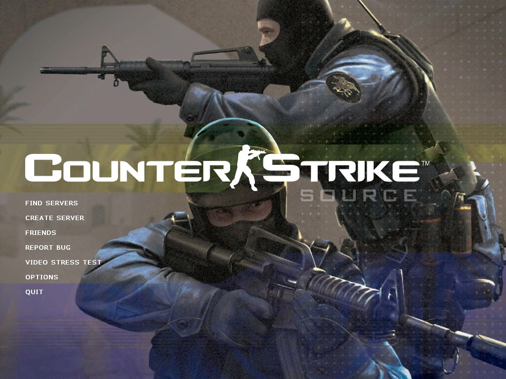 Counter-Strike: Source V1